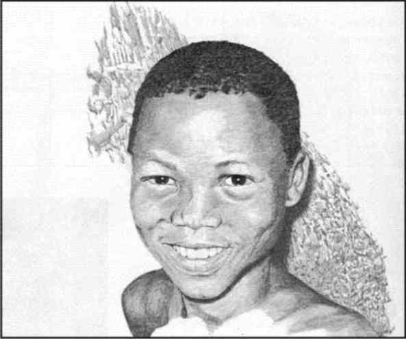 Ketwago-Bushmen Way of Life