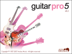Guitar Pro 5 Splashscreen - klik utk memperbesar